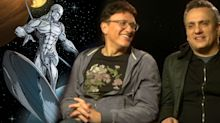 The Russo Brothers talk Silver Surfer and how the other Marvel directors affected 'Avengers: Infinity War' (exclusive)