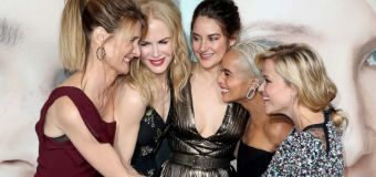 'Big Little Lies' star on 'group texting' with cast
