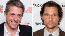 Matthew McConaughey und Hugh Grant wollen ihre Eltern miteinander verkuppeln