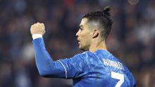 Cristiano iguala récord en partido número 1.000, Juve gana