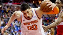 Knicks' Enes Kanter 'really serious' about a future WWE career
