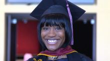 Student from struggling Philadelphia HS beats odds, graduates from college
