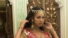 Beyoncé como entretenimiento en una boda hindú