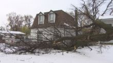 Manitobans help each other after storm leaves thousands without power