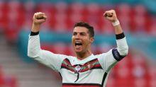 Euro: le Portugal, tenant du titre, bat la Hongrie 3-0 avec un doublé de Ronaldo