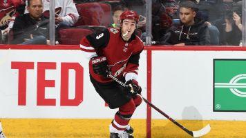 info for b93e3 5e2fa Ilya Lyubushkin | Arizona Coyotes | National Hockey League ...