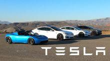 Tesla's stolen tech?
