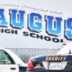 Teen gunman who killed two in shooting rampage at California high school dies in hospital