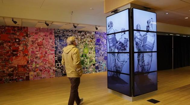 Microsoft's Studio 99 marries art and science, inspires Kinect tools for non developers (video)
