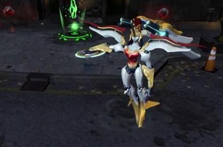 Infinite Crisis brings out Mecha Wonder Woman