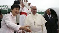 WSJ's Deborah Ball Traveling With Pope Francis