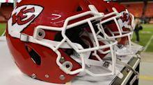 Chiefs were prepared to wear high school helmets if equipment never arrived Sunday