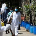 Coronavirus: Search for hundreds of people after Delhi prayer meeting