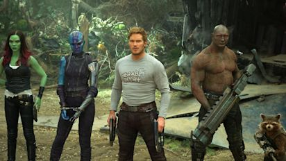 Guardians of the Galaxy Vol 2 review – a so-so sequel for Marvel's nerdy outsiders