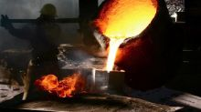 Global Steel Production Up as China Churns Out Record Output