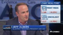 Blueprint Medicines CEO on genetic targeting for cancer