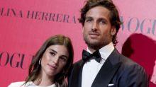Feliciano López le pide matrimonio a Sandra Gago