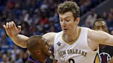 Omer Asik's bacterial infection and weight loss will reportedly end his season