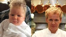 Gordon Ramsay Responds To Woman Whose Baby Looks Just Like Him