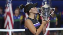 US Open champion Andreescu pays tribute to King and fellow trailblazers