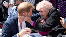 Prince Harry's biggest Aussie fan, Daphne Dunne, dies aged 99