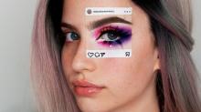'Instaception', la nueva tendencia en maquillaje que encanta a Instagram