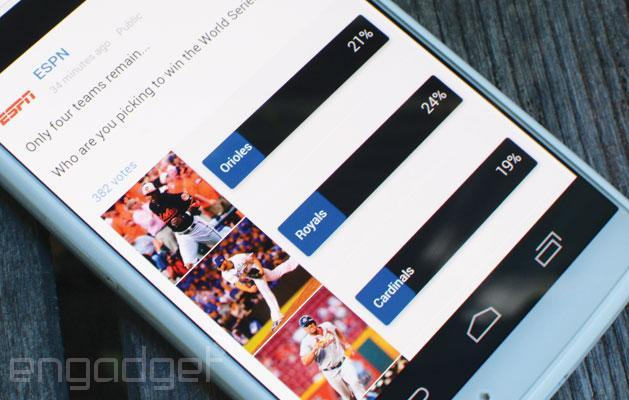 Google+ flips the switch on polls after its recent purchase