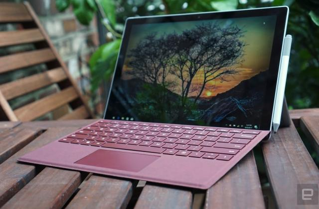 Microsoft's Surface is back in Consumer Reports' good graces