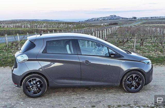 French Renault Zoe owners can finally buy their batteries