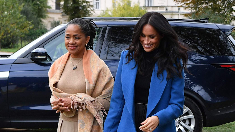 Meghan Markle shows support for friend Misha Nonoo's fashion line at cookbook launch