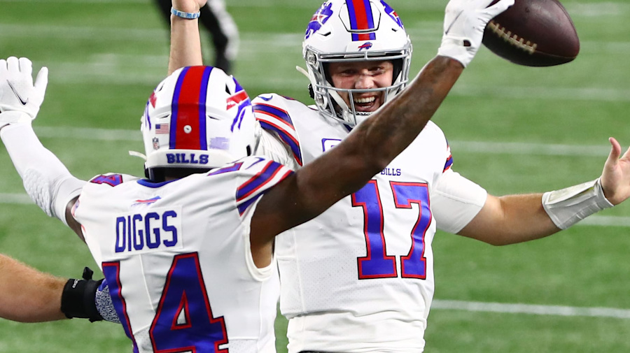 Bills look to show they aren't a 1-year wonder