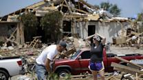 Deadly twister damages or destroys as many as 13,000 homes