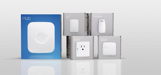 Samsung's new SmartThings home automation Hub ships next month