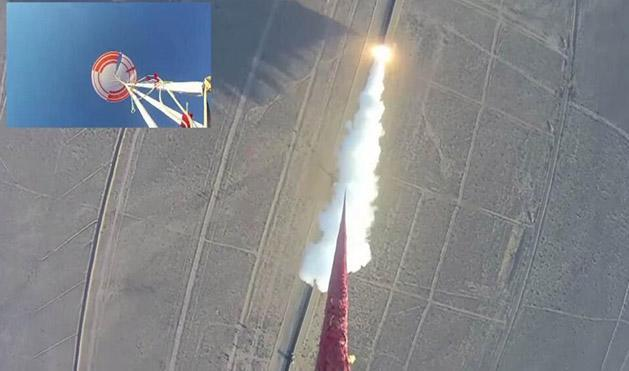 Watch NASA simulate a Mars landing on Earth to test supersonic parachutes