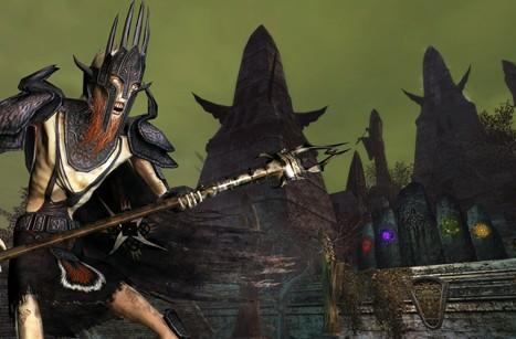 Turbine releases new LotRO Echoes of the Dead screens