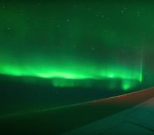 I am so unreasonably jealous of this view of the southern lights