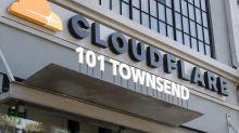 CloudflareRaises $525 Million in Above-Range IPO