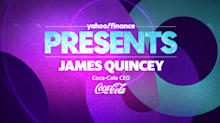 Yahoo Finance Presents: James Quincey