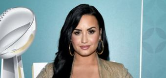 Lovato slams gender reveal parties as transphobic