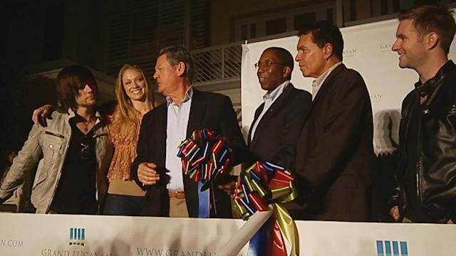 Grand Lucayan Celebrity Weekend Ribbon-Cutting Ceremony