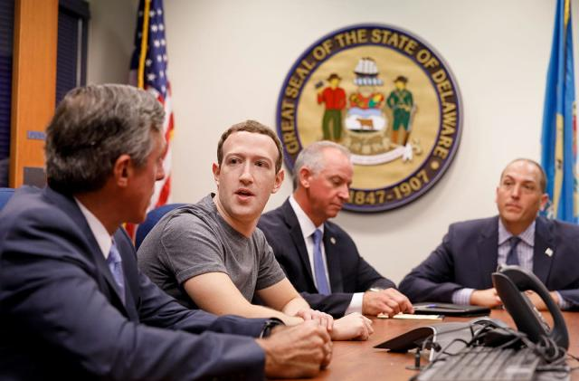 Zuckerberg says intel-sharing key to halting election meddling