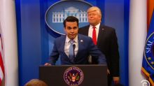 Mario Cantone Perfectly Captures Trump's New BFF Anthony Scaramucci