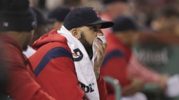 David Price's season with Red Sox likely over