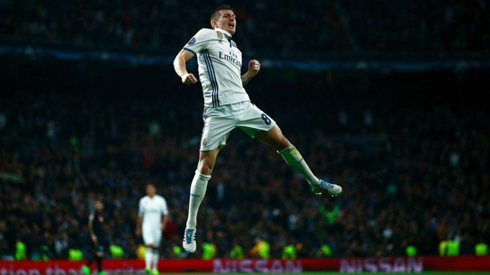 Kroos confiant pour le choc entre le Bayern et le Real