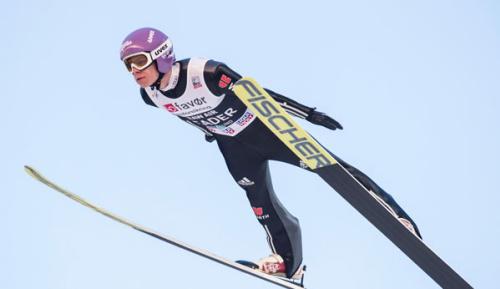 "Skispringen: Wellinger verpasst Gesamtsieg der ""Raw Air""-Tour"