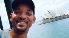 """Will Smith se pone """"loco"""" con la canción 'X' de Nicky Jam y JBalvin; míralo"""