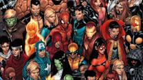 Marvel's Heroes Come to Film, Can't Interact