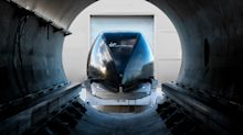 Another state is looking at propelling people through tubes at 670 mph