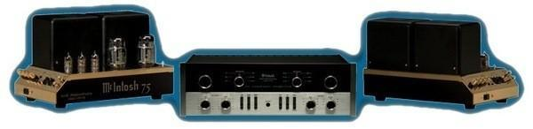 McIntosh celebrates 60 years, reissues classic stereo gear from its 1960s golden years