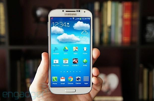 Sprint delays Galaxy S 4 in-store launch due to inventory issues, online and phone sales aren't affected (update: Samsung responds)